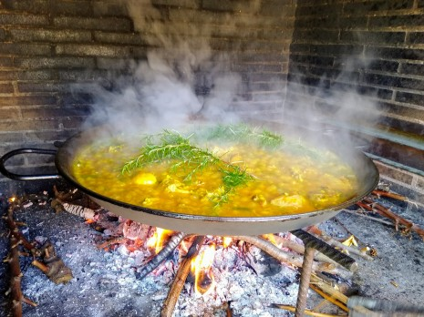 The best paella!